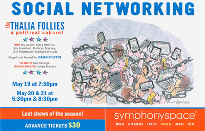 Thalia Follies - Social Networking